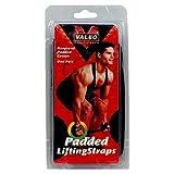 Valeo Padded Lifting Strap, 0.30-Pound