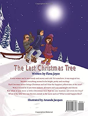 The Last Christmas Tree: A Christmas Story-Poem: Flora Joyce