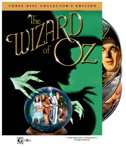 The Wizard of Oz (Three-Disc Collector's Edition)]()