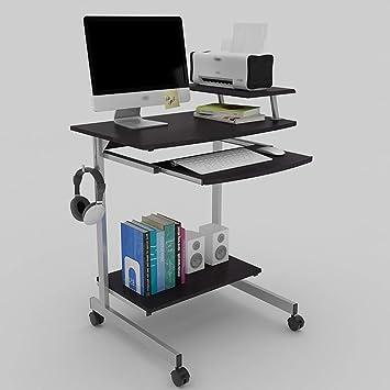MOM Mesa pequeña- Escritorio de la computadora moderna Escritorio ...