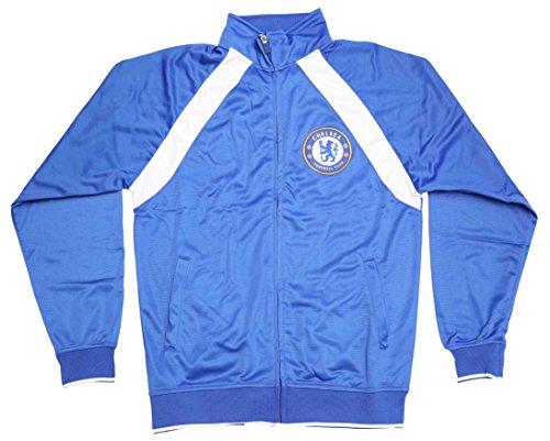 - SEI Chelsea Fc Men's Track Jacket Home Medium Blue