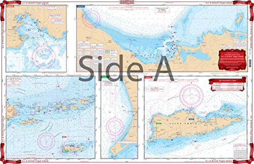 virgin islands nautical chart - 8