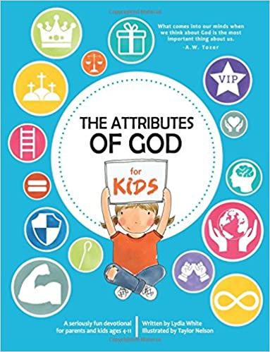 lessons on attributes of god for children