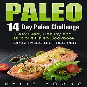 Paleo: 14-Day Paleo Challenge Audiobook