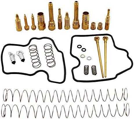 WFLNHB Carb Rebuild Kit Carburetor Repair for Kawasaki Brute Force 750 2005-2007
