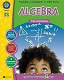 Algebra, Grades 3-5, Nat Reed, 1553194659