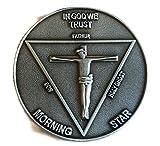 Lucifer Morningstar (TV Show) Pewter-Tone Inspired