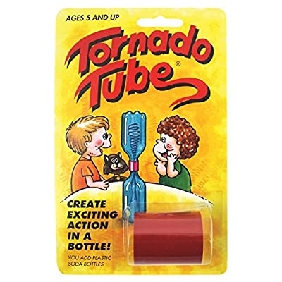 Tornado Tube - Assorted Colors: Toys & Games
