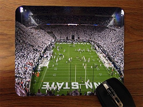 Mouse Penn Pad State - Penn State Beaver Stadium Desktop Office Silicone Mouse Pad