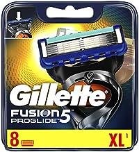 Gillette Fusion5 ProGlide Rasierklingen, 8 Stück,