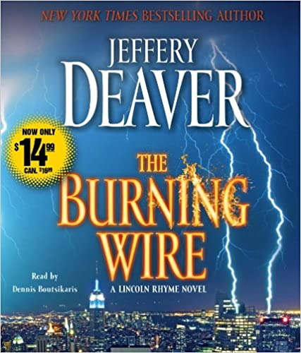 }REPACK} The Burning Wire: A Lincoln Rhyme Novel (Lincoln Rhyme Novels). Budget chair CLICK Kelly Cable