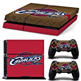 FriendlyTomato PS4 Console and DualShock 4 Controller Skin Set – Basketball NBA – PlayStation 4 Vinyl For Sale