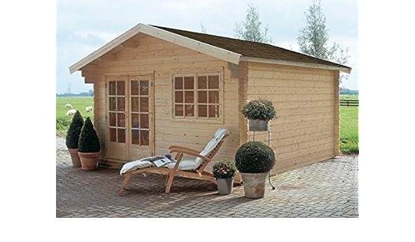 GartenPro - Caseta de madera para jardín - Modelo Barcelona ...