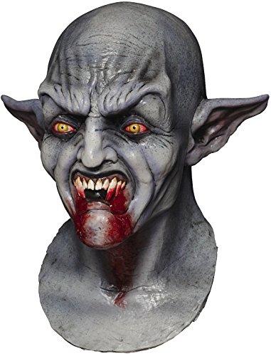 Bloodthirst Latex Vampire Mask Demon Monster Halloween Ghoulish (Monsters Halloween List)