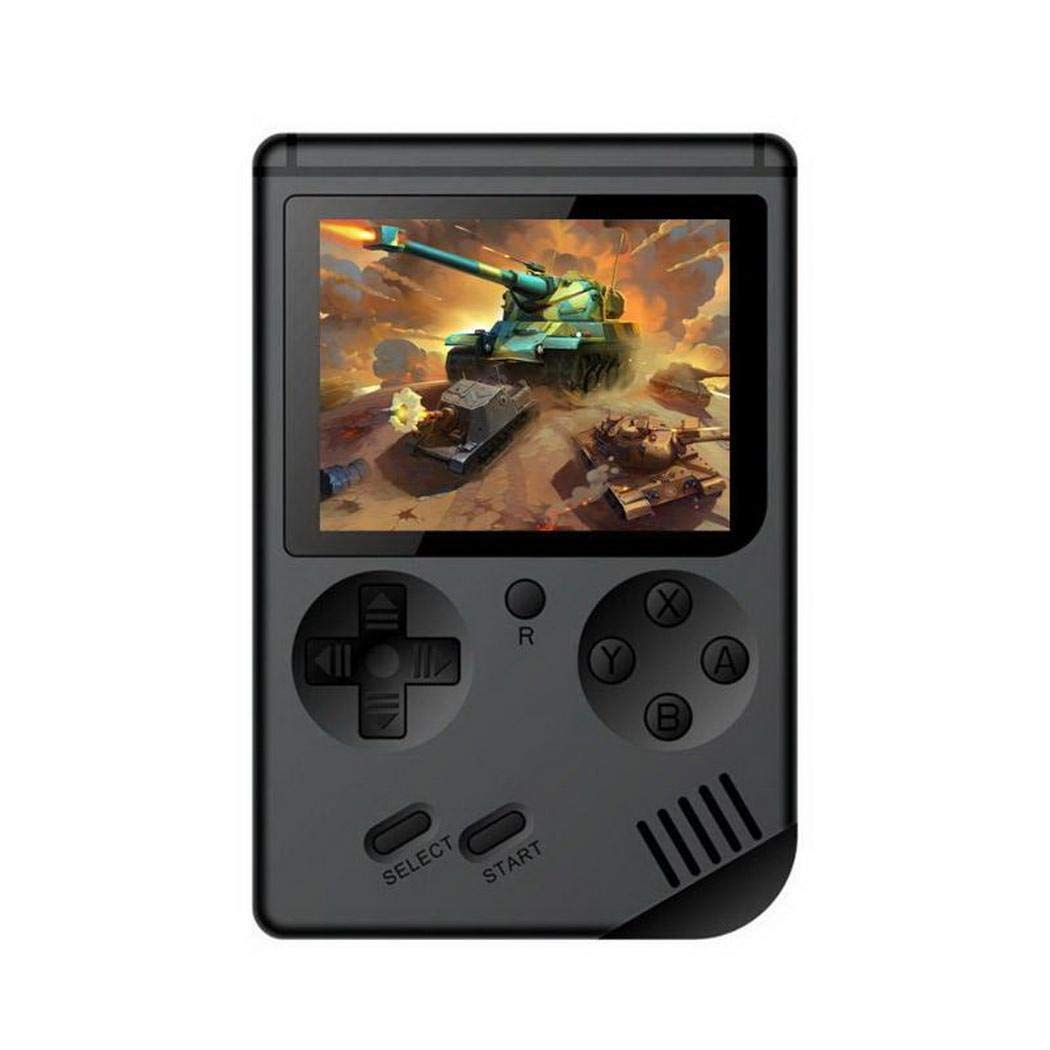 KOKOBUY Portable Built-in 168 Games Mini Handheld Game Console by KOKOBUY (Image #2)