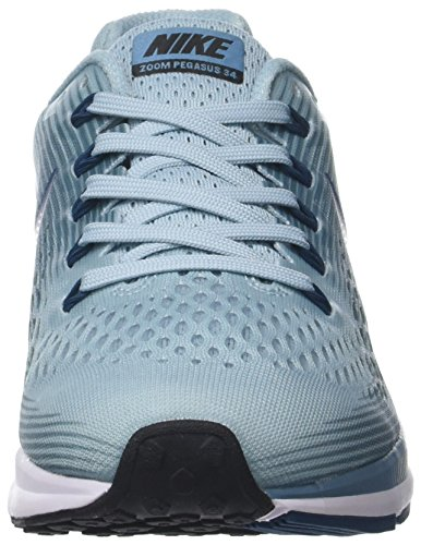 408 Bliss Nike Multicolore Running Chaussures Wmns Air Zoom ocean blue Femme Pegasus 34 De For rB4PBq6Wc