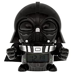 Bulb Botz 2021364 Star Wars Darth Vader Night Light Alarm Clock