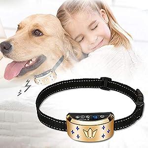 Dog Bark Collar, Waterproof Dog Training Collar, 3 Stop Anti Barking Modes [Beep, Vibration, and Shock], Anti Bark Collar Rechargeable for Small/Medium/Large Dogs 41