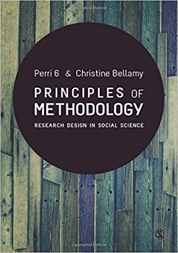Principles Of Methodology Research Design In Social Science 6 Perri 9780857024749 Amazon Com Books