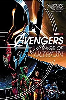 Book Cover: Avengers: Rage of Ultron