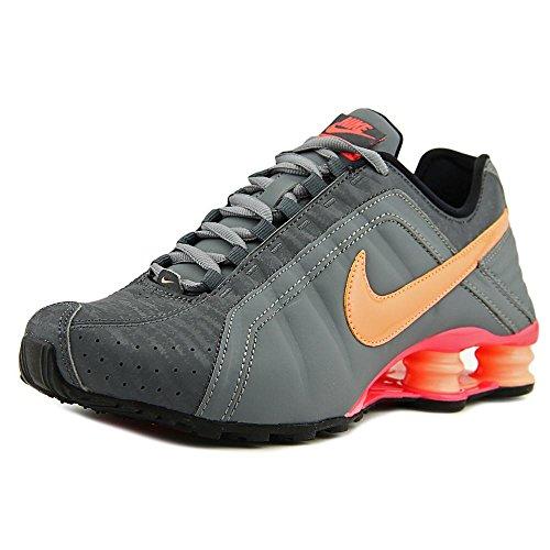 online store 5d7d3 98a68 NIKE shox women's junior athletic sneakers shoes 454339-052 ...