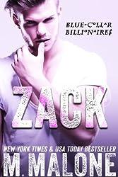 Zack (Blue-Collar Billionaires #4)
