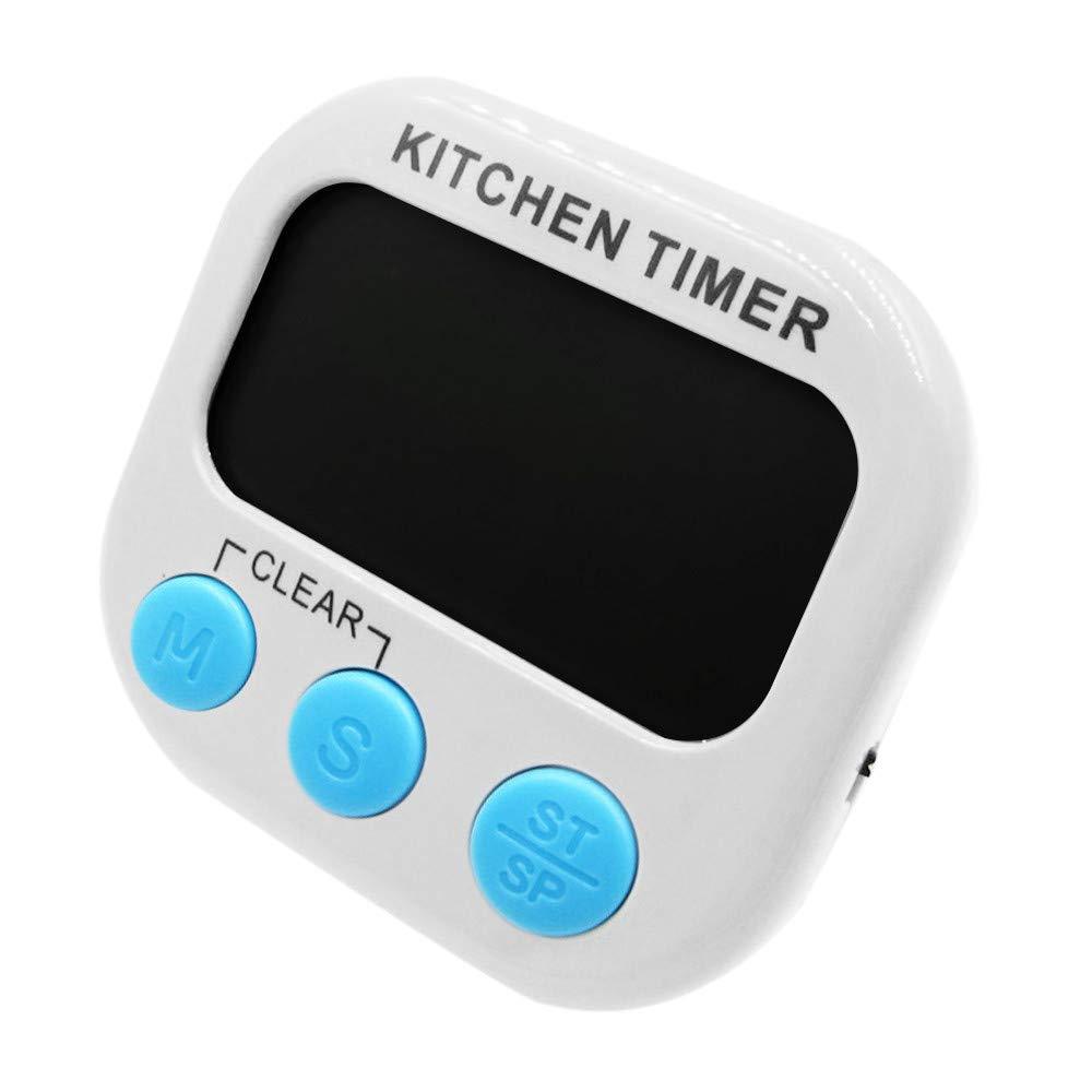 Compra TAOtTAO - Reloj de Cocina Digital con Pantalla LCD ...
