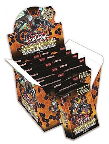 Yu-Gi-Oh! TCG: Circuit Break Special Edition Deck Display by Yu-Gi-Oh - Booster Boxes Konami