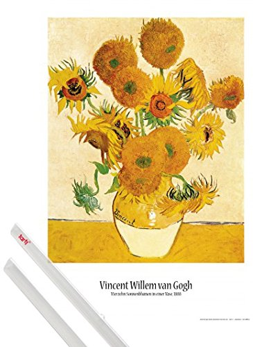 Amazon Poster Hanger Vincent Van Gogh Poster 36x24 Inches