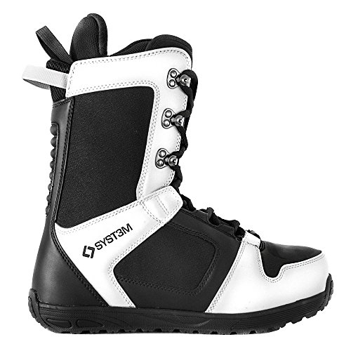System APX Men's Snowboard Boots