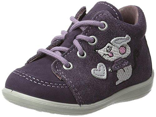 Marche Chaussures Fille Bébé Amethyst Ricosta Blackberry Prisja Violet Gris 5EpqWRW