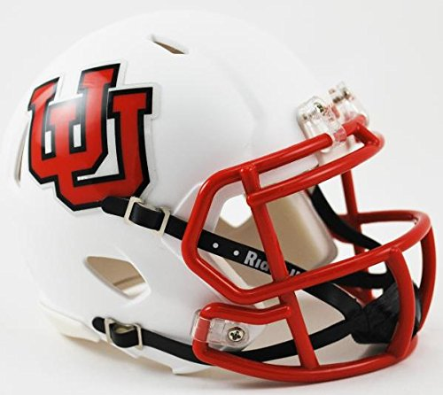 Riddell UTAH UTES NCAA Revolution SPEED Mini Football Helmet