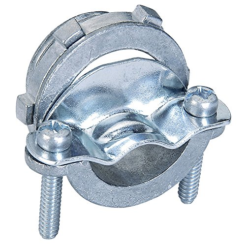 Sigma Electric ProConnex C-750 NM/SE Clamp Type Connector 3/4-Inch, 50-Pack ()