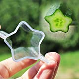 Star Shape Cucumber Shaping Mold Garden Vegetable Growth Forming Mould Tool ~ITEM #GH8 3H-J3/G8320833