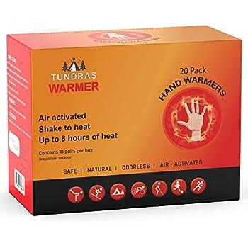 Body Warmers Grabber Warmers Weekender Warmer Pack Hand Toe