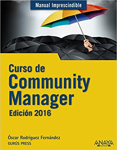 Curso Community Manager 2016