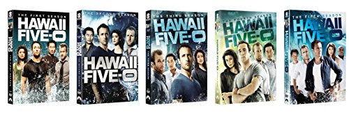 Hawaii Five-0 (2010): Five Season Pack (Hawaii Five 0 Box Set 1 6)