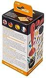 ESSDEE 3 in 1 Lino Baren Kit Cutters Styles 1 to