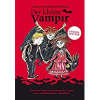Der kleine Vampir: Der kleine Vampir und die Frage aller Fragen, Anna von Schlottersteins Nächtebuch