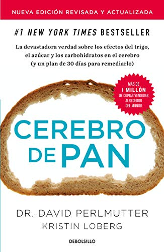 Cerebro de pan (Edición actualizada) / Grain Brain : The Sur.