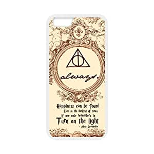 Harry Potter iphone 6 Cover (5.5 inch), TPU Back Case For iphone 6 plus