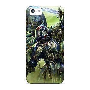 Iphone 5c Cases Covers Skin : Premium High Quality Space Marines Cases