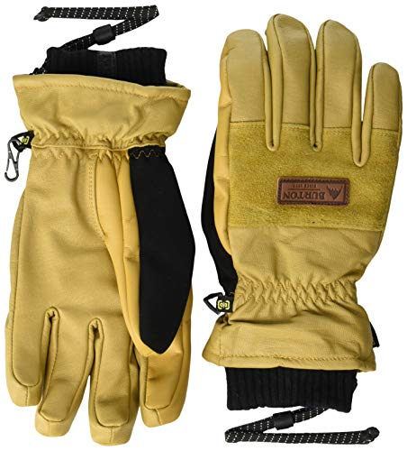 (Burton Men's Free Range Glove, Raw Hide W20,)