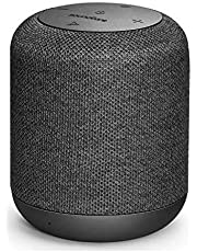 Soundcore Motion Q Portable Bluetooth Speaker by Anker, 360° Speaker with Dual 8W Drivers for Louder All-Around Sound, and IPX7 Waterproof for Outdoor Activities and Parties