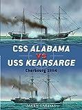 CSS Alabama vs USS Kearsarge: Cherbourg 1864