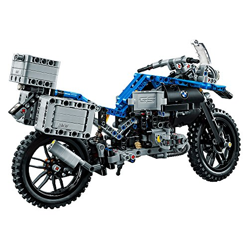 51M4zzwmMmL - LEGO Technic BMW R 1200 GS Adventure 42063 Advanced Building Toy