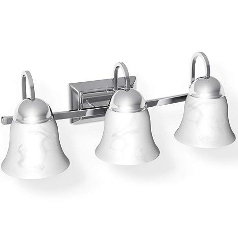 Amazon.com: Tangkula - Lámpara de pared para baño con luz UL ...