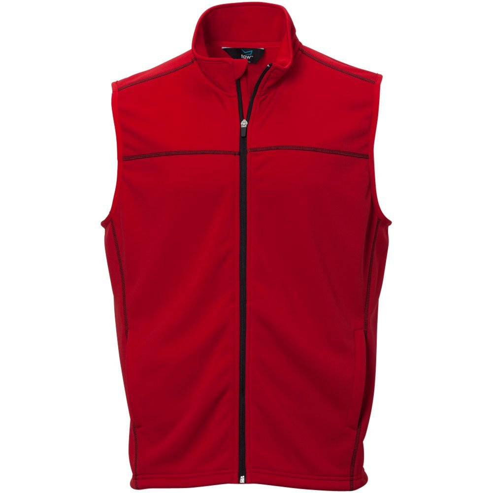 TGW Men's Sweet Spot Contrast Performance Vest
