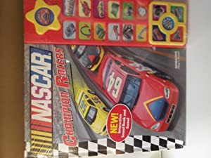 Hardcover NASCAR Champion Racers Book