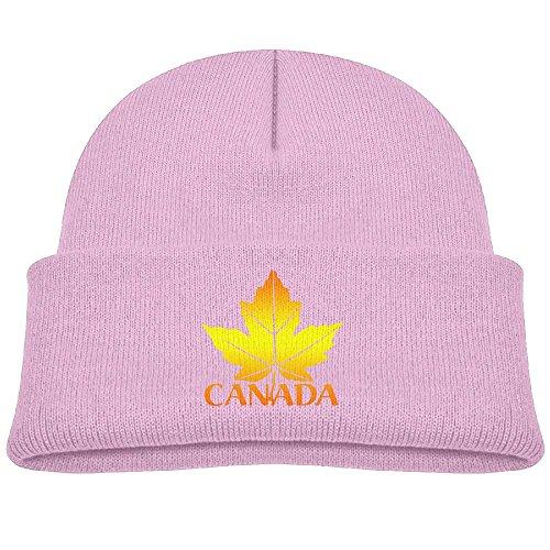 Gold Canada Unisex Kids Beanie Caps - Aries Canada